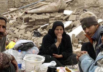 Séisme en Iran
