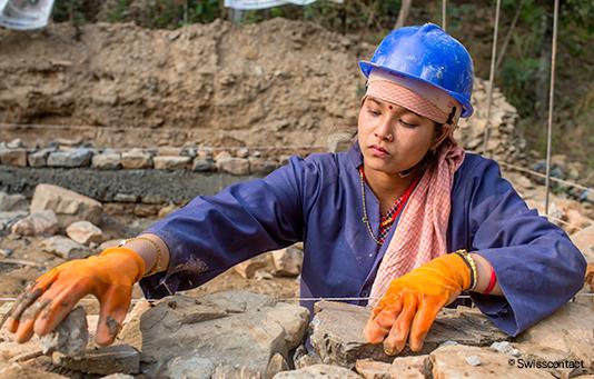 Népal: aide après le séisme