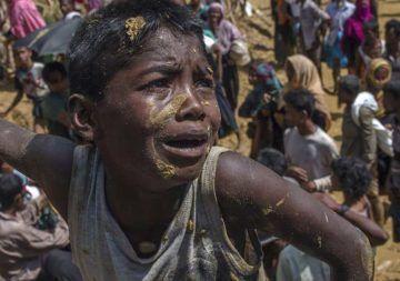 Aide pour les Rohingya