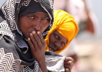 Famine Afrique de l'Est