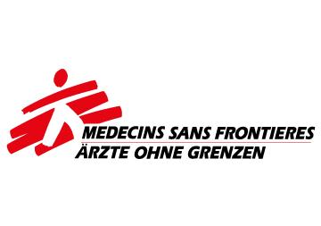 MSF Médecins Sans Frontières / Ärzte ohne Grenzen, ein Partnerhilfswerk der Glückskette