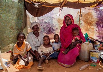 Aide d'urgence en Afrique