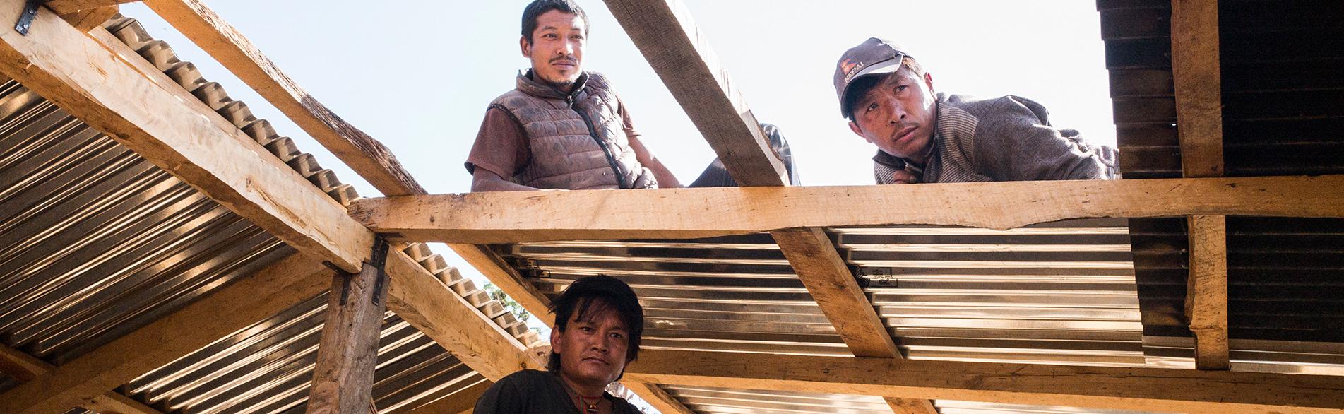 2 ans après le séisme : le Népal se reconstruit malgré les défis