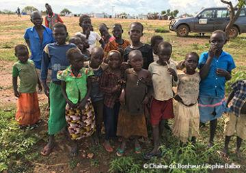 Famine en Afrique – un an après la collecte