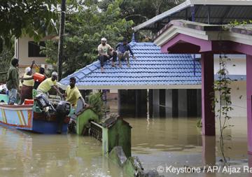 Les plus graves inondations en Inde depuis 100 ans!