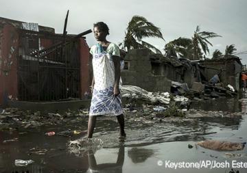 Le Mozambique a besoin de notre aide!