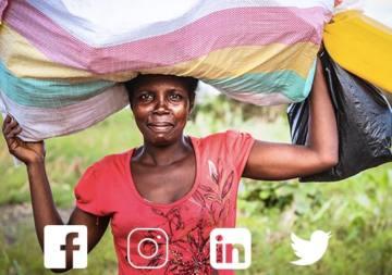 Femmes dans les crises oubliées – engagez-vous à nos côtés sur les médias sociaux!