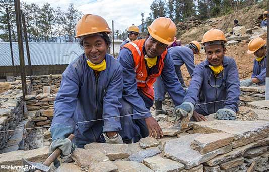 Cinq ans après le séisme: votre don a eu un impact
