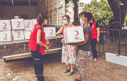 Explosion à Beyrouth : Quel est l'impact de votre don ?