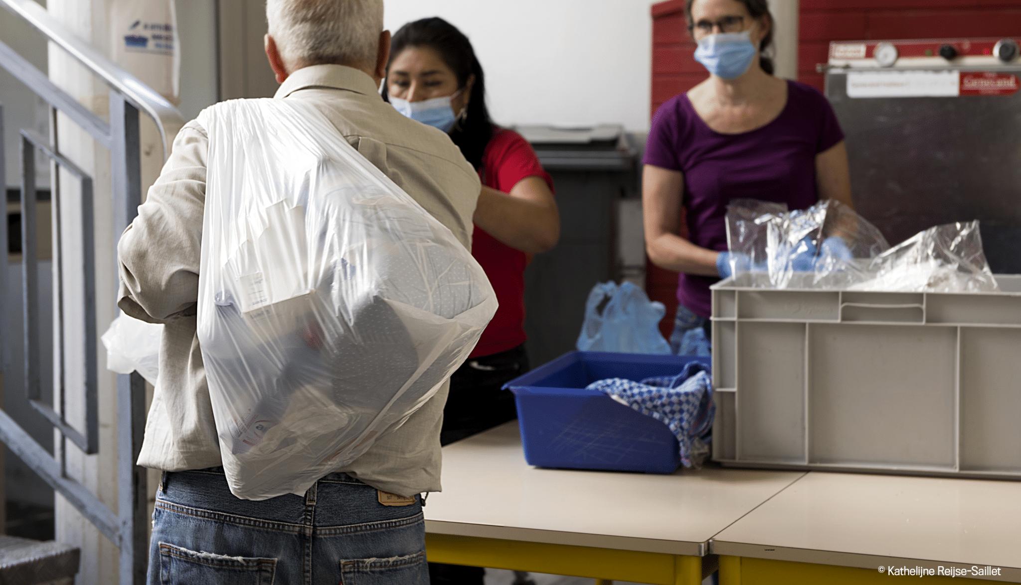 Coronavirus: l'impact de votre don