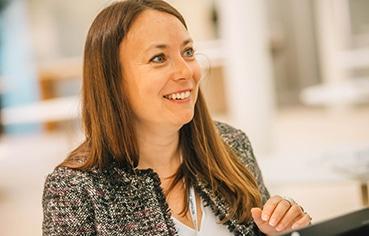 Judith Schuler – Nouvelle responsable Communication et Fundraising à la Chaîne du Bonheur