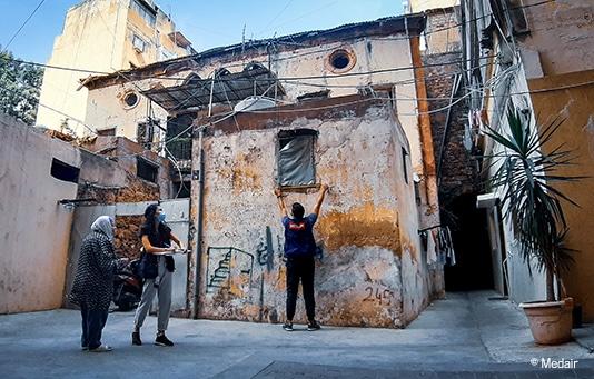 1 an après l'explosion de Beyrouth