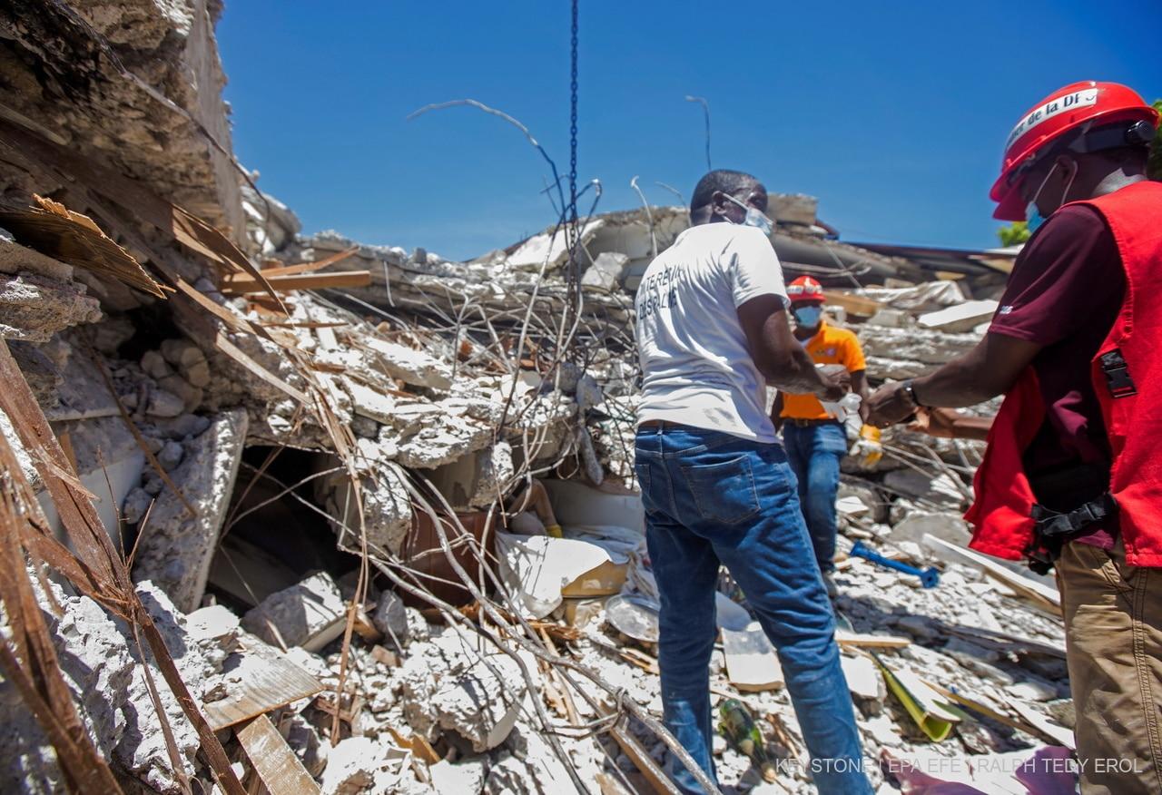 La Chaîne du Bonheur ouvre un compte après le séisme en Haïti